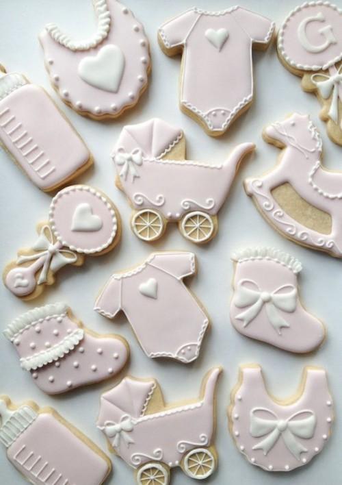 печенье для девочки