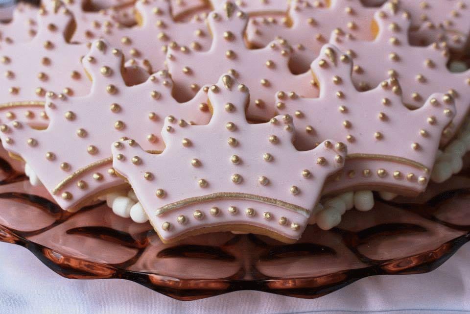 печенье для принцессы