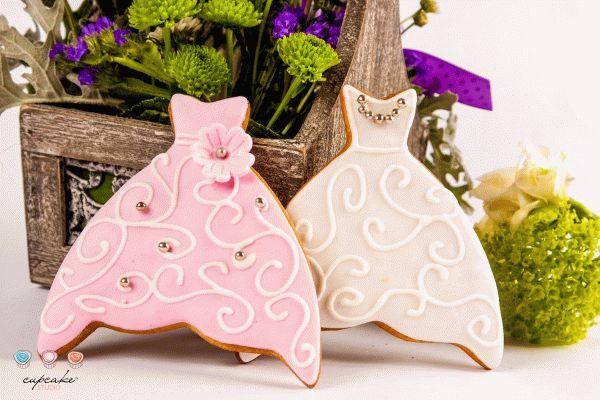 печенье на девичник