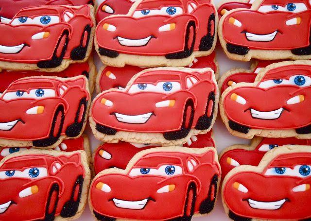 печенье для мальчика