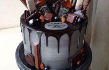 торт мужчине