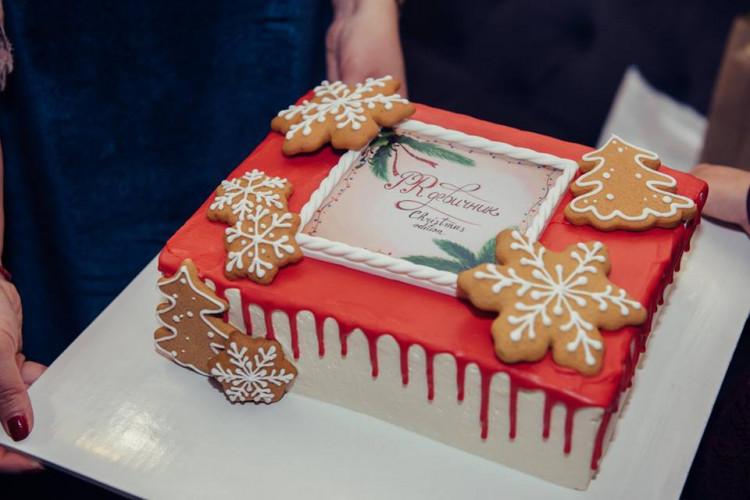 торт девичник