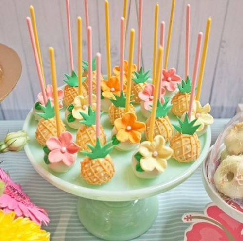 экзотические кейк попсы
