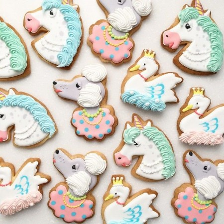 печенье со зверюшками
