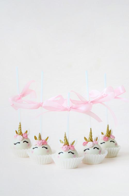 кейк попсы для девочки