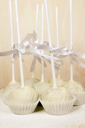 свадебные кейк попсы