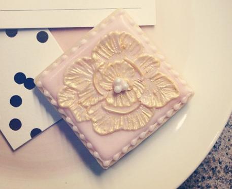 золотое печенье