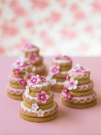 свадебное печенье