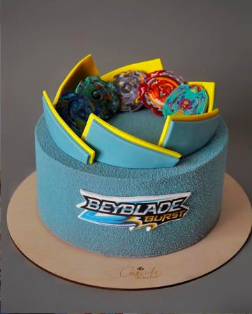 торт для геймера