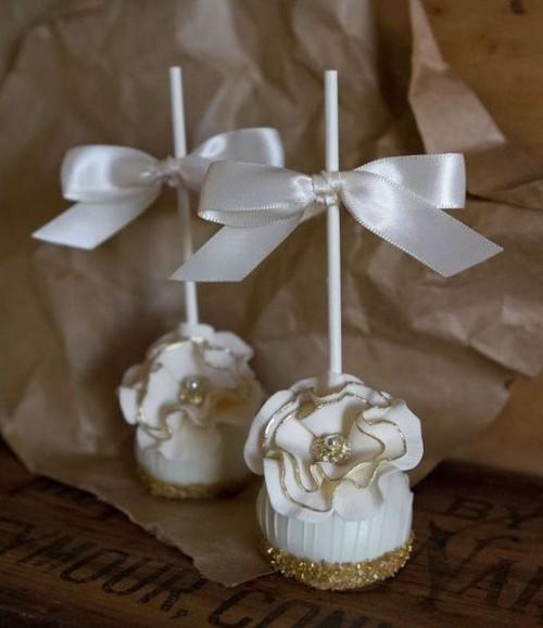 кейкпопс на свадьбу