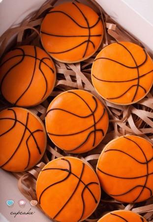 печенье баскетбол