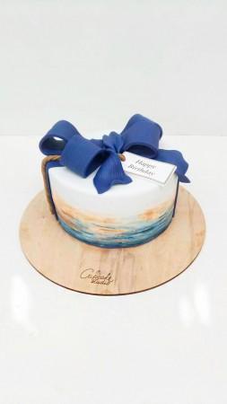 торт для друга