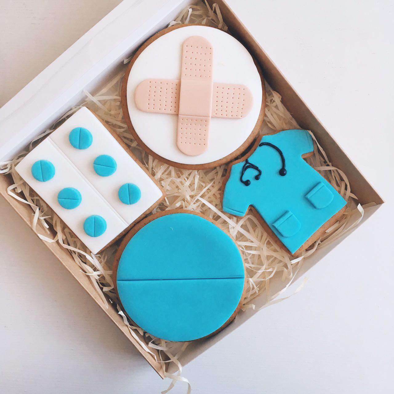 печенье для фармацевта