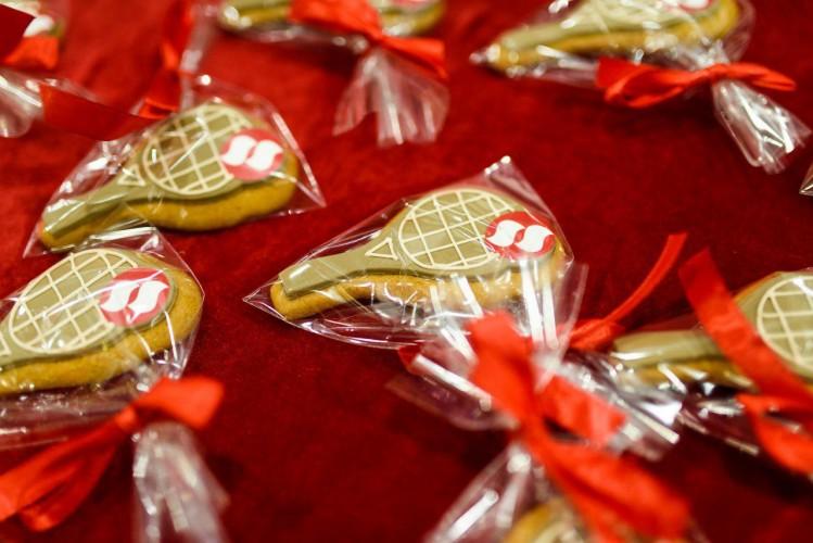 печенье корпоративное