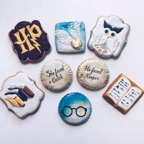 печенье Гарри Поттер