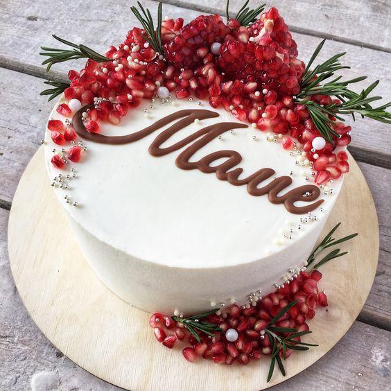 Торт на День Матери