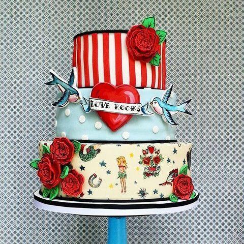 торт ретро