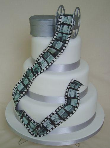 свадебный торт оскар