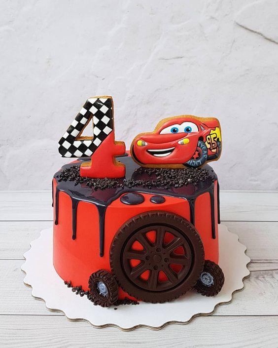 торт сыну
