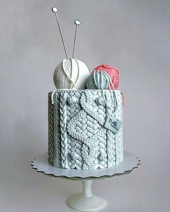 торт для бабусі