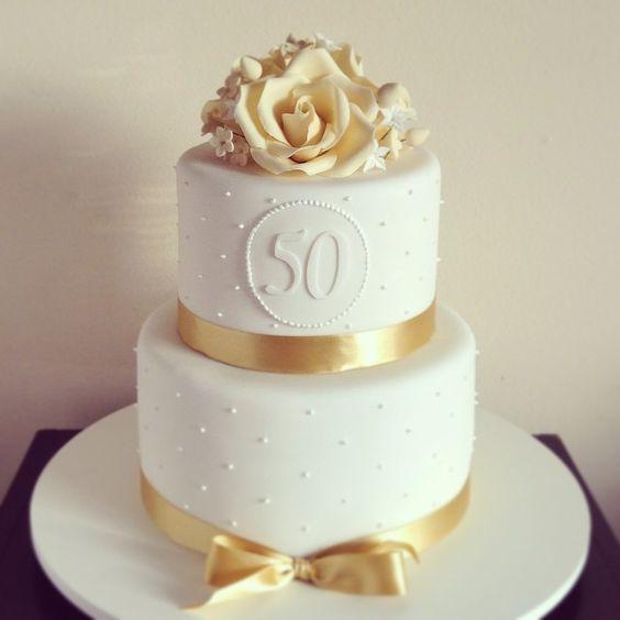 торт із золотом