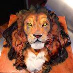 Топ-10 реалистичных тортов животных, которых не отличить от настоящих