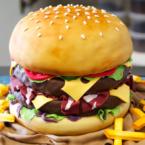 Бургер или ведро крылышек — самые необычные и оригинальные торты