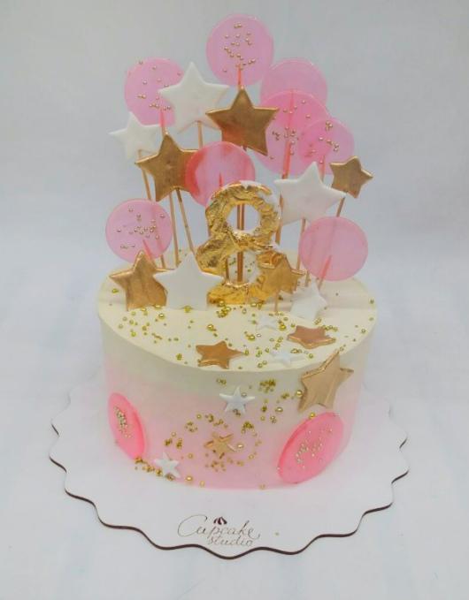 Заказать торт на 8 лет