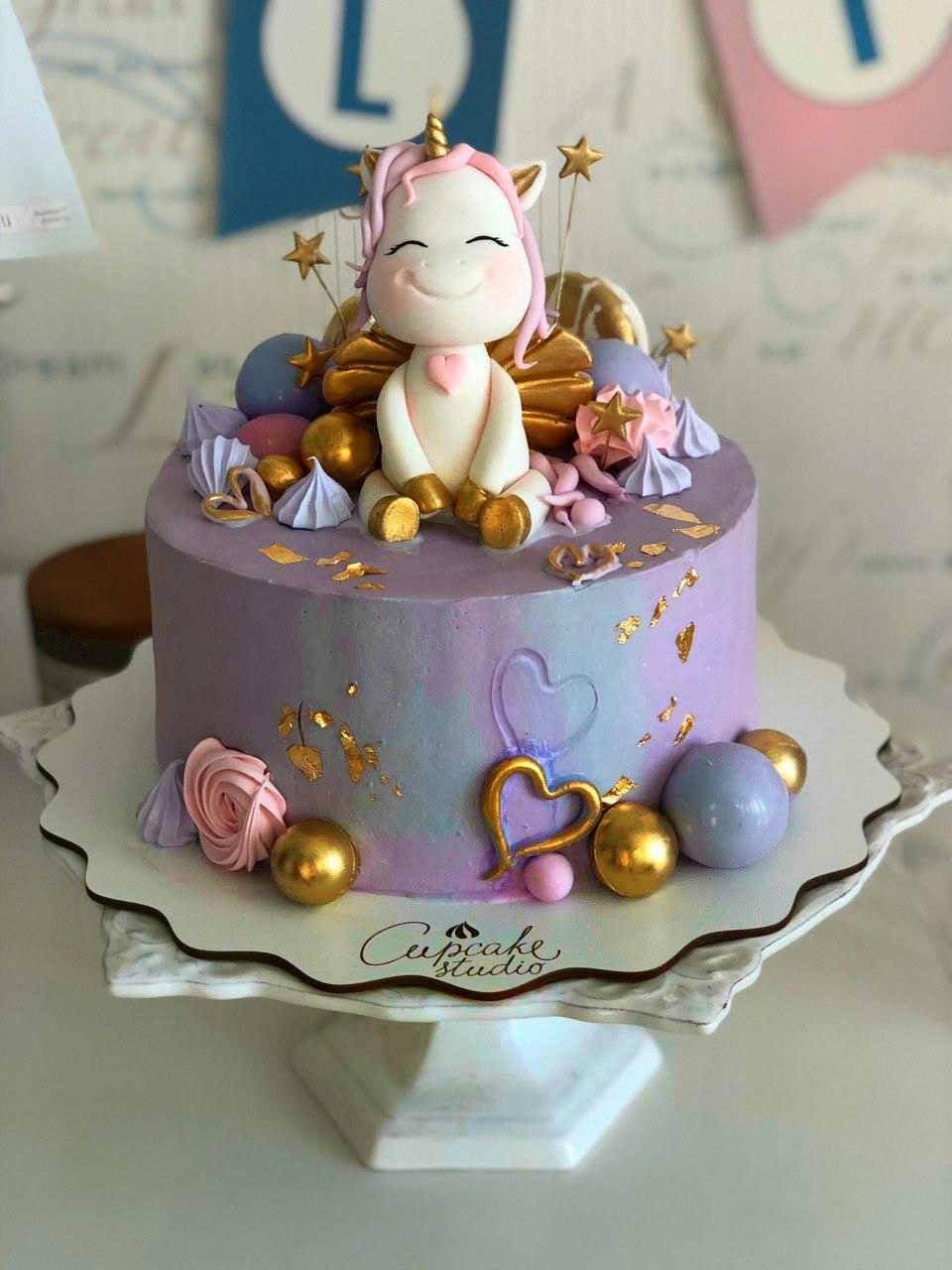 Тортик Единорог
