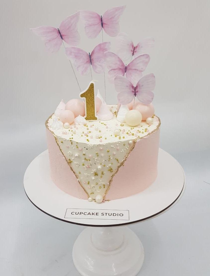 Заказать торт 1 год для девочки