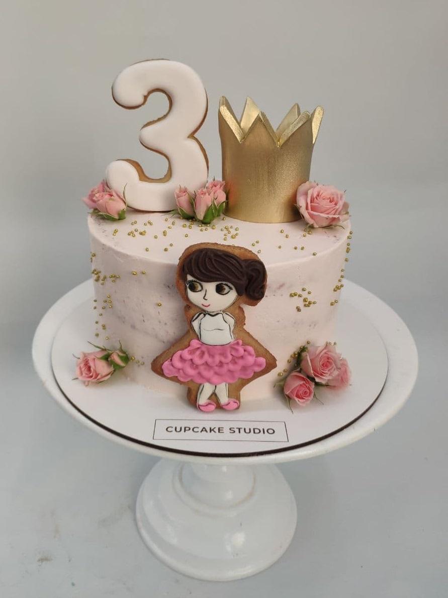 Заказать торт на 3 года
