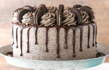 Торт со вкусом орео