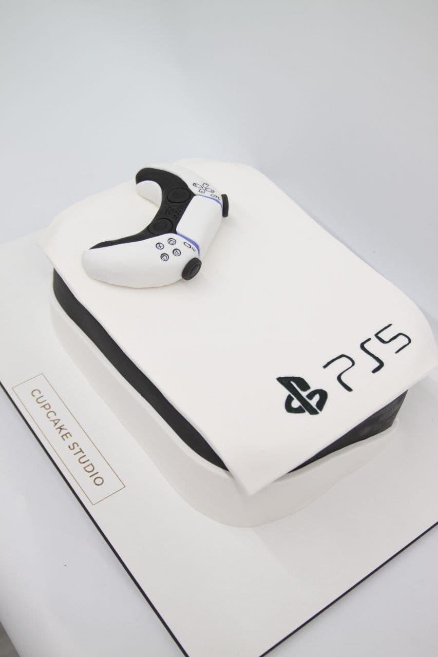 Торт PlayStation 5
