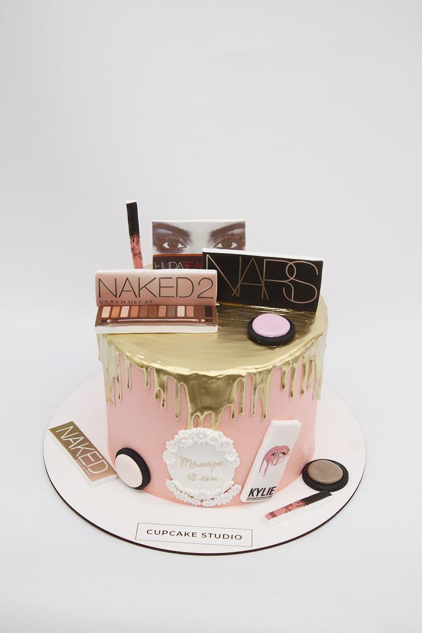 торт для визажистов