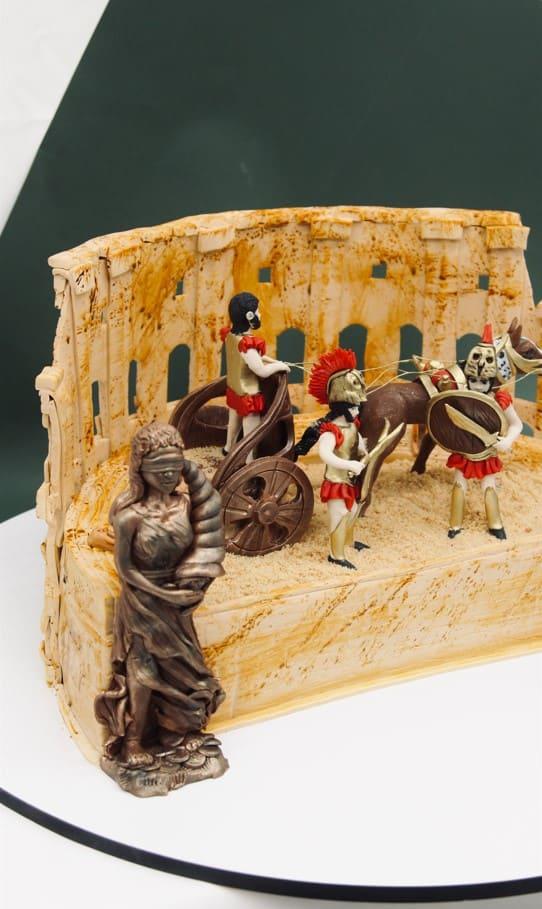 торт Колизей