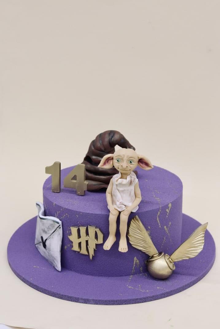 торт с добби